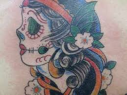 girly sugar skull tattoos insigniatattoo com