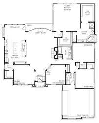 one floor open house plans i love this house layout open floor plan split plan jack n jill