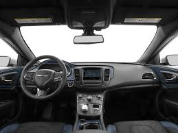 2015 Chrysler 200 Interior 2015 Chrysler 200 S Kalamazoo Mi Battle Creek Grand Rapids