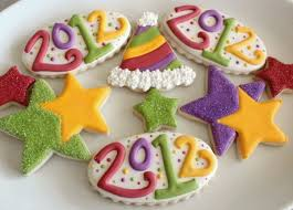 New Year S Eve Cookie Decorating Ideas by 16 Best Images About Decorated Cookies New Year On Pinterest