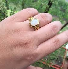 ring for buy one of a handmade opal rings in gold online at