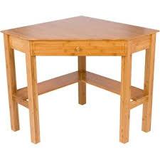 Corner Wood Desk Solid Wood Corner Desks You Ll Wayfair