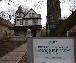ernest hemingway life biography ernest hemingway birthplace and museum near chicago il