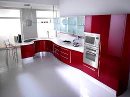 Red Cabinets Kitchen by Bathroom Dark Red Kitchen Cabinets Deep Red Kitchen Cabinets
