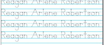 Cursive Worksheet Maker 18 Tracing Worksheet Maker Blank Handwriting Sheets Writing