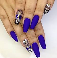 150 best coffin nails images on pinterest chrome nails coffin