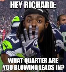 Sherman Meme - richard sherman memes imgflip