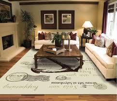 dining room rugs 8 x 10 amazon com modern cream 8x10 rug for living room cream nyc anchor
