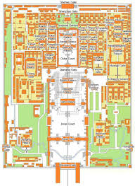 forbidden city map big china travel tips u2013 tour beijing com