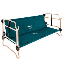 Disco Bed CamOBunk Large Tentworld - Oztrail bunk beds