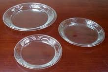 clear plastic plates 9in clear plastic plates heavyweight plastic tableware