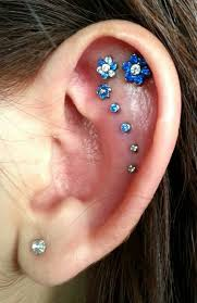 awesome cartilage earrings unique placement for cartilage piercings fashion