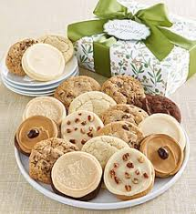 sympathy gift baskets sympathy gifts sympathy cookie assortments cheryls