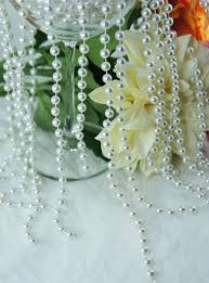 aliexpress com buy 10m 8mm ivory garland string
