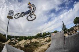 Backyard Bmx Dirt Jumps Sergio Layos U0027 Backyard Bmx Park Is Next Level Watch Actions