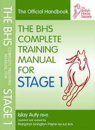 the bhs complete manual of equitation the training of horse and
