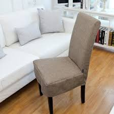 Linen Slipcovered Dining Chairs Crate And Barrel Chair Covers Best Slipcovers For Dining Chairs