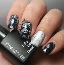 the clockwise nail polish sensationail blue yonder review u0026 foil