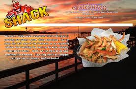 the shack the original waterfront crab shack