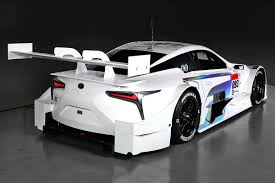 lexus sport car 2016 lexus lc gt500 competing in 2017 super gt season autoguide com news