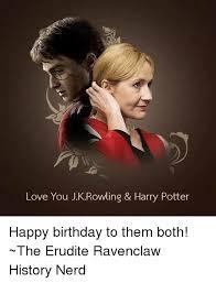 Nerd Birthday Meme - 25 best memes about harry potter happy birthday harry potter