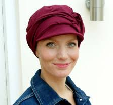 simple hair bandana for covering patch of bald head for ladies female hair loss headwear style tips to boost confidence