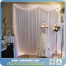 wedding backdrop stand china event wedding aluminum backdrop stand pipe drape wholesale