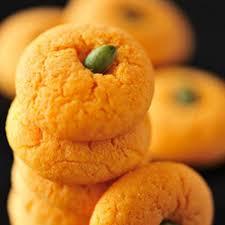 Halloween Pumpkin Sugar Cookies - halloween pumpkin treats galore b lovely events