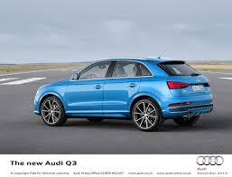 audi q3 19 inch wheels the audi q3 and rs q3 even better dressed for success
