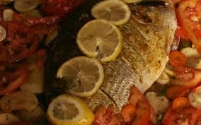 recette de cuisine poisson poisson au four recette de poisson au four