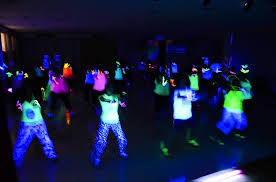 glow party ideas new years glow party the chic