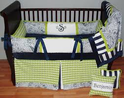 Mini Crib Bedding For Boy Crib Bedding Archives Ellzabelle Nursery Ideas