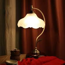 Nachttischleuchte Schlafzimmer Beleuchtung Kaufen Led Retro Energiesparlampe Europäischen Pastoralen Touch