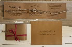 wedding invitations knot rustic eco chic nautical tying the knot save the dates and