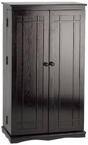 leslie dame media storage cabinet amazon com lde leslie dame leslie dame cd 612b solid oak multimedia