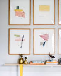 new works u2022 simply frames makes it fun u0026 easy to hang art u2014 old