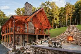 small log home plans pt ii