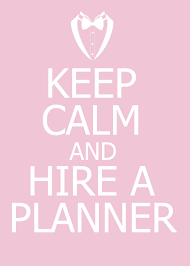 wedding party planner peoples events design keep calm and hire a planner