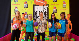 The Winner Of New Zealand by Nickalive Nickelodeon Announces Winners Of Kids U0027 Choice Sports