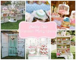 Shabby Chic Garden by 13 Best Shabby Chic Garden Party Ideas U2013 Perfect For A Spring