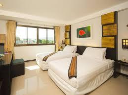 chambre et inn phuket accueil