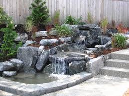 Backyard Waterfall Ideas Gorgeous Waterfall Landscaping Ideas 7 Beautiful Backyard