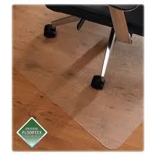 Chair Mats For Laminate Floors Floortex 1120023er Floortex General Office Chair Mat