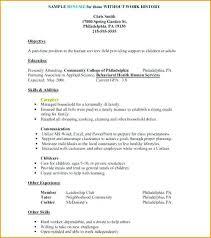 simple job resume template free basic job resume template basic job resume format exle first