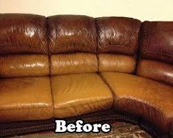 Leather Sofa Color Restoration by 161 Best Leather Restore Images On Pinterest Leather Furniture