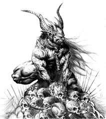 demonic by dannycruz4 on deviantart