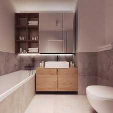 simple and minimalist design for decorating small bathroom ideas