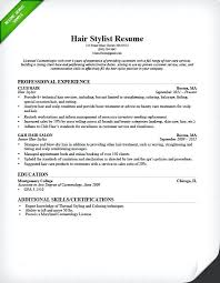 cosmetologist resume cosmetology resume exles for students cosmetologist exle
