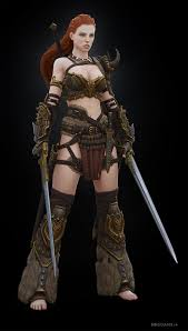 female witch doctor costume barbarian female by bogdanbl4 on deviantart