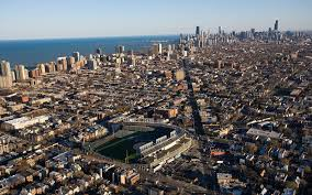 Chicago Cubs Map by Wrigley Field Chicago Cubs Baseball Concerts And Tours